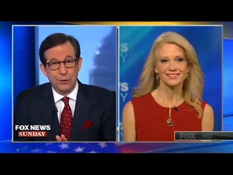 11/13/16 - Awesome! Kellyanne Conway Fox News Sunday FULL Interview with Chris Wallace - Trump is President Elect ! - 11/13/16