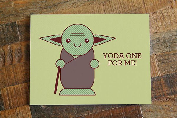 25 Nerdy Valentine's Day Cards For Adorable Couples – The Awesome Daily - Your daily dose of awesome