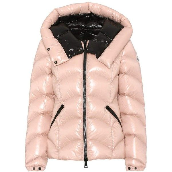 7a33eb4b4 Down jacket Moncler ❤ liked on Polyvore featuring outerwear ...