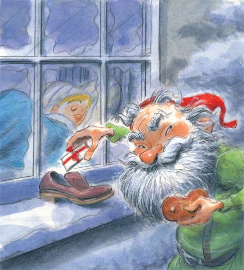 Icelandic Yule Lads!! Love holiday traditions- no matter where in the world they are :):