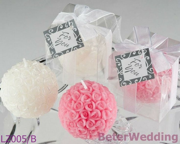 Elegant Rose Ball Wedding Candle LZ005/B use as Wedding Souvenir or Party Favor, Gifts tealight candle supply #weddingfavors, #babyshowerfavors, #Thankyougifts #weddingdecoration #jars #weddinggifts #birthdaygift #valentinesgifts #partygifts #partyfavors #novelties #gift #gifts #beterwedding
