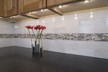contemporary cherry craftsman - contemporary - kitchen countertops - dc metro - by cynthia murphy