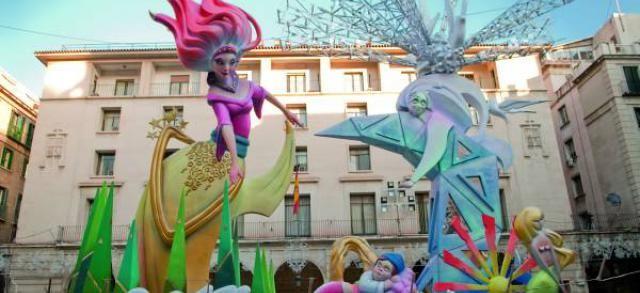Arde Alicante con las Hogueras de San Juan  - Comunitat Valenciana