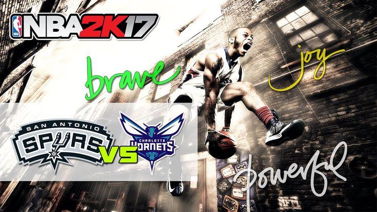 San Antonio Spurs vs Charlotte Hornets|Alive and Kicking|NBA Matchday Si...