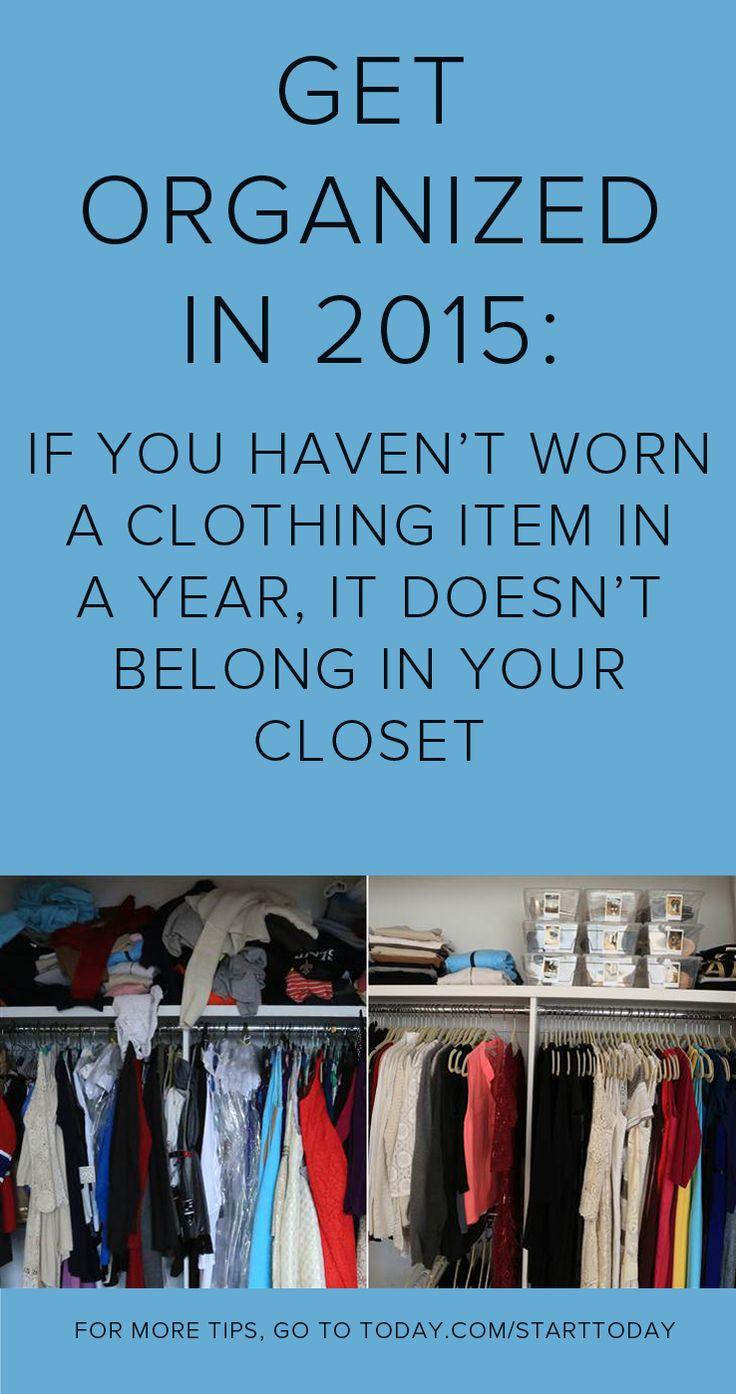 574 Best Organize The Closet Images On Pinterest | Dresser, Home And Organization  Ideas Part 65