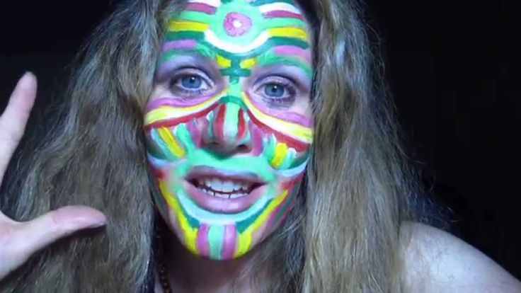 Goddess KRING Scarecrow Video Channeling Yourself