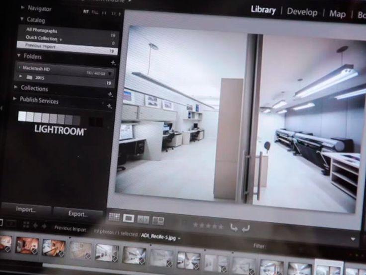 Curso online orienta como usar Lightroom, aplicativo para edição e tarefas da fotografia digital.                                                                                                                                                      Mais