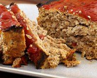 Meatloaf With Ground Turkey and Ground Beef