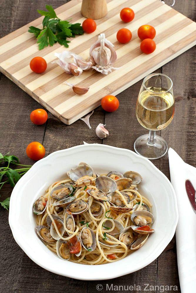 A delicious seafood pasta recipe: Spaghetti with Vongole!