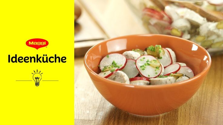 Weißwurstsalat   MAGGI Ideenküche