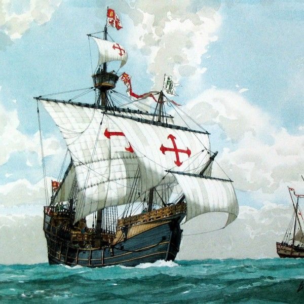 Press Release About the Discovery of Columbus' Santa Maria