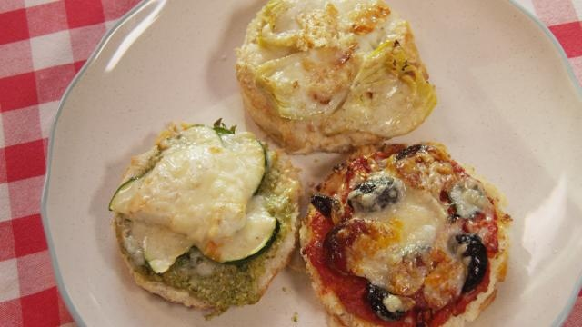 Mini-pizza's - Recept | VTM Koken