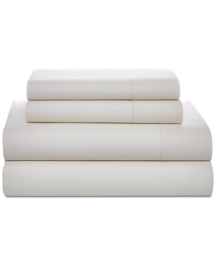 Tommy Hilfiger Painted Lattice Cotton 200-Thread Count 3-Pc. Twin Sheet Set