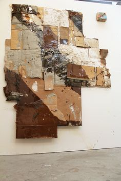 """hyperallergic:    Eric Dyer, """"Untitled (Iteration 4)"""" (2012)"""