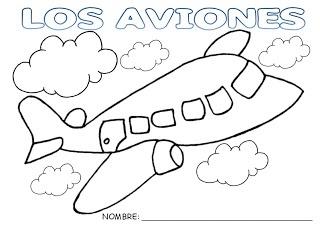 Els projectes de treball a Infantil: Projecte de treball: els avions