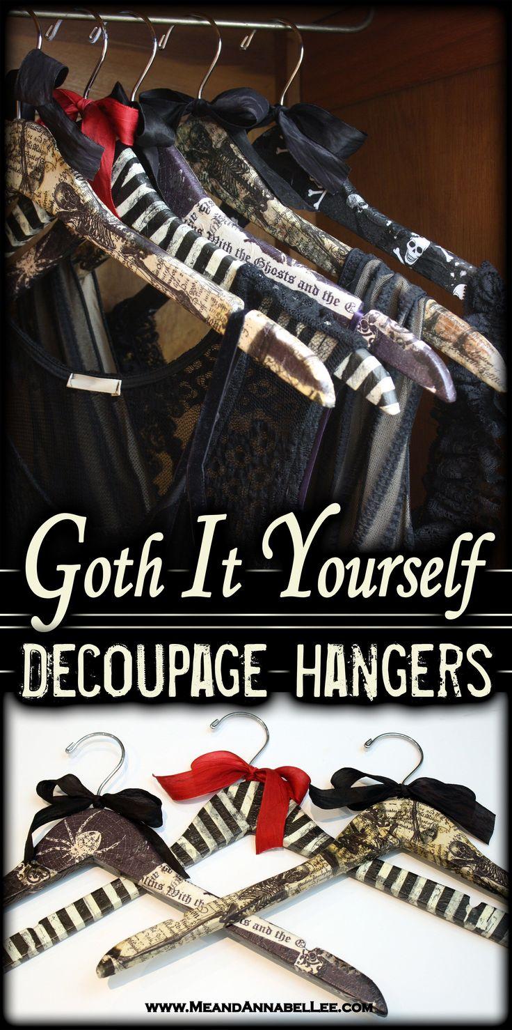 Die besten 25+ DIY decoupage hangers Ideen auf Pinterest ...
