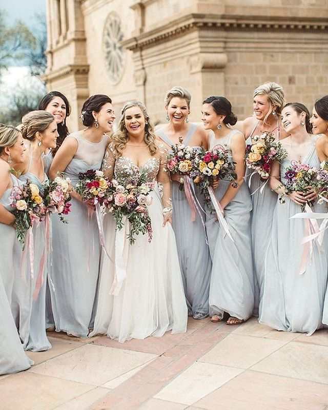 17 Best Images About Mix And Match Bridesmaids Dresses On