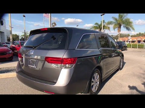 2014 Honda Odyssey Kissimmee Clermont Orlando FL S8867T #FieldsBMW #Orlando #Florida