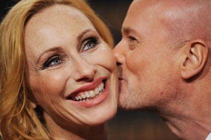 german actor couple Andrea Sawatzki and Christian Berkel