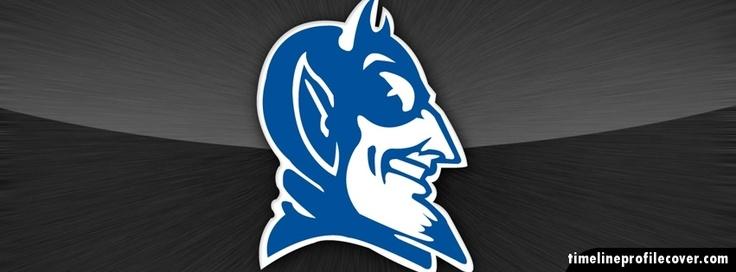 Duke Blue Devils Facebook Cover