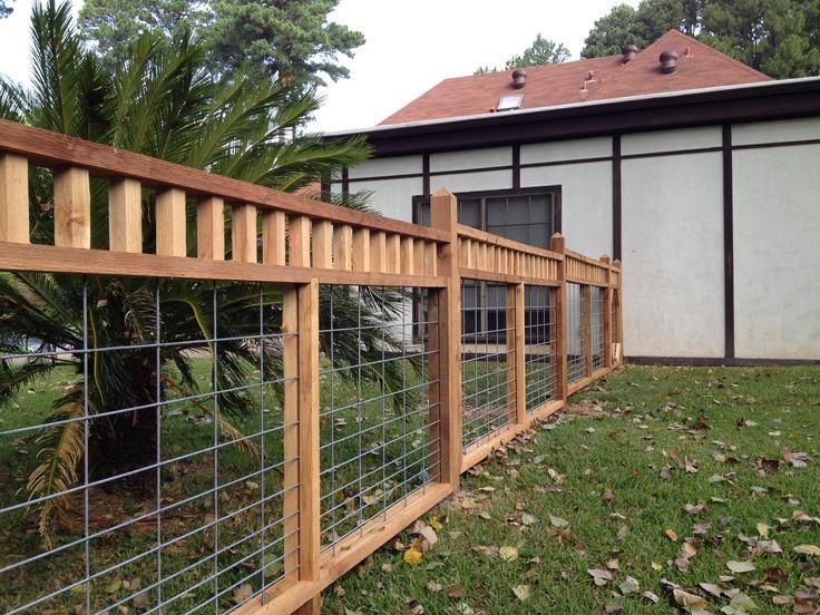 Best 25 Cattle Panel Fence Ideas On Pinterest Hog Panel