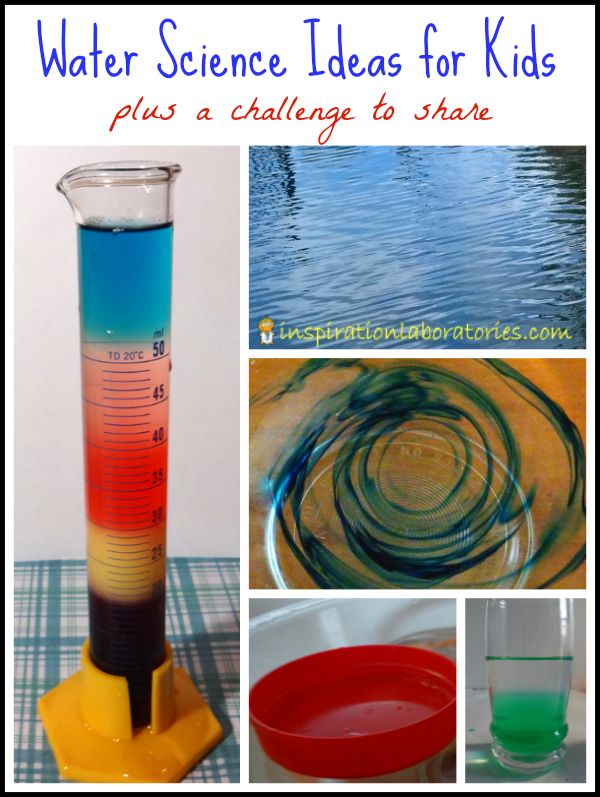 Challenge and Discover: Water Science by Inspiration Laboratories