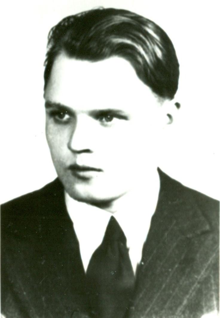 """Josef Valčík, """"Silver A"""" group"""