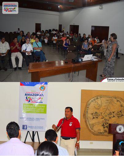 Sitio web del Departamento de Amazonas