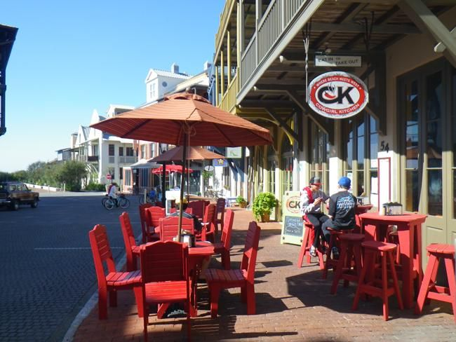 Cowgirl Kitchen ~ CK Rosemary Beach, FL 30a SoWal | Rosemary Beach |  Pinterest | Beach, Seaside Florida And Vacation