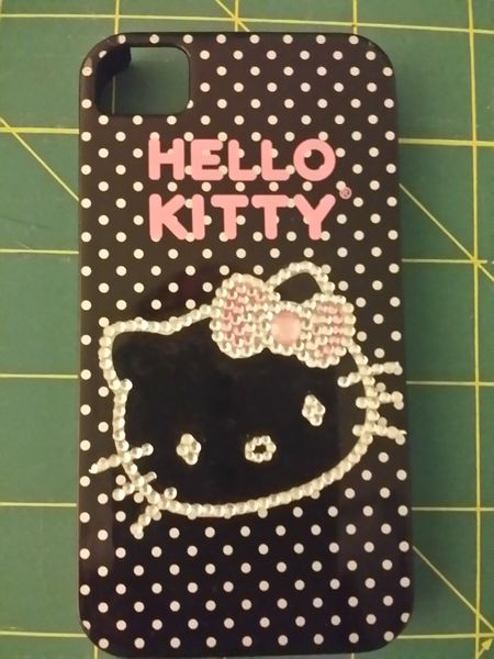 Hello Kitty Bling - Iphone 4 case