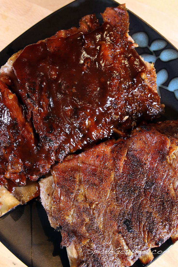 how to slow cook ribs in the oven