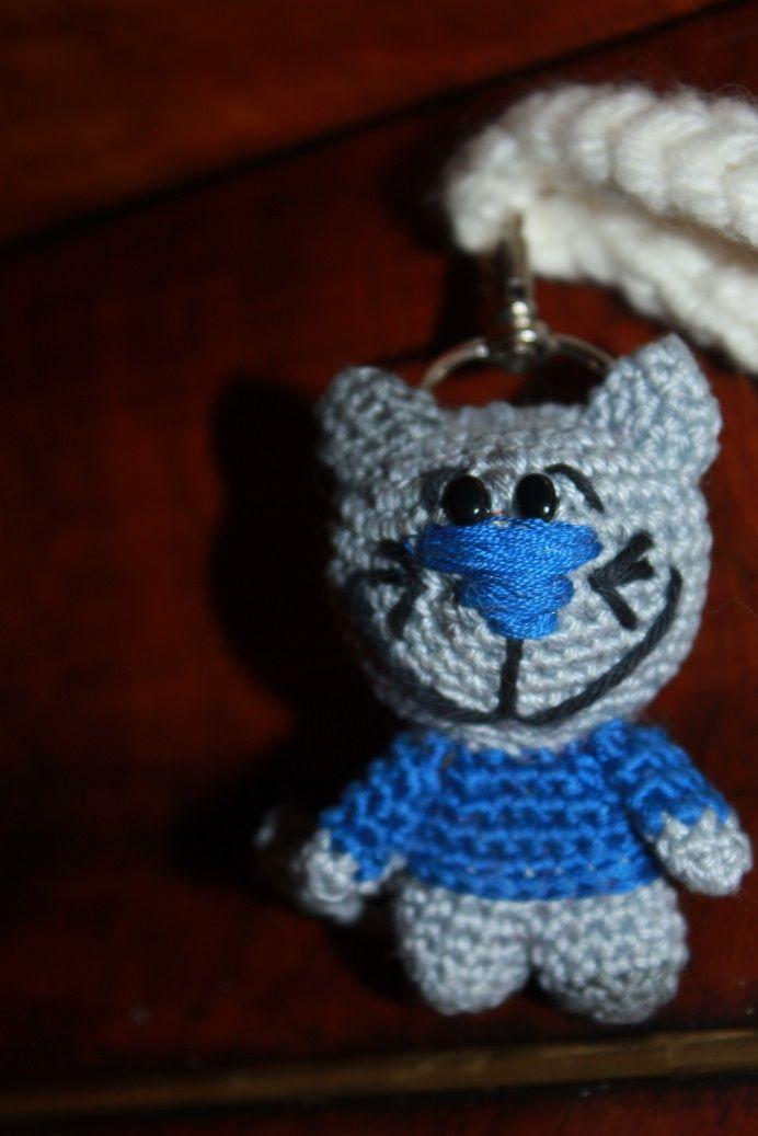 Schlüsselanhänger Kätzchen <3