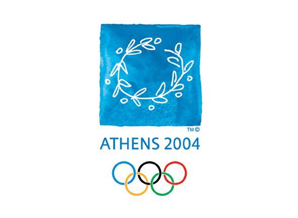 Logo de las olimpiadas Atenas 2004