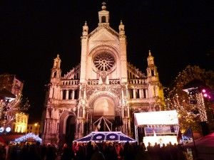 3 of Europe's Brightest Christmas Markets. This isn't dream anniversary trip! Hopefully