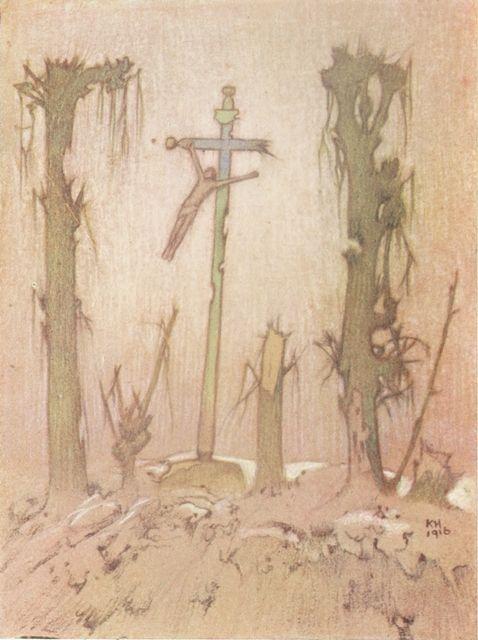 Crucifix Corner