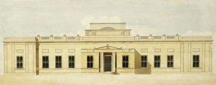 Dulwich Picture Gallery and Mausoleum, by Sir John Soane