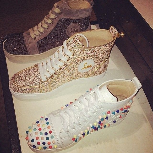 christian louboutin mens sneakers tumblr
