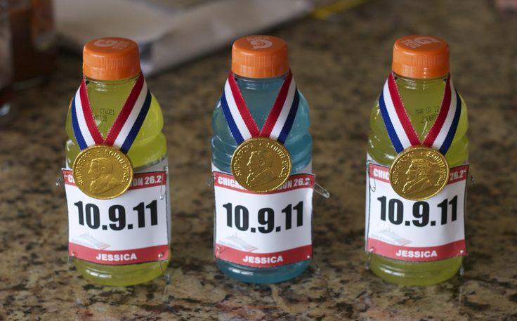 Marathon Party Favors would make great UFO's for nationals.