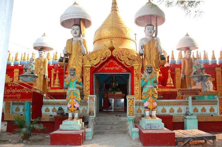Amarapura, Burma