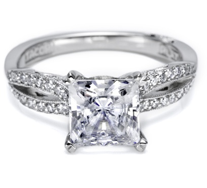 LOVE this ring!!Ideas, Tacori, Dreams, Diamonds, Future, Engagementrings, Princesses Cut, Princess Cut, Engagement Rings