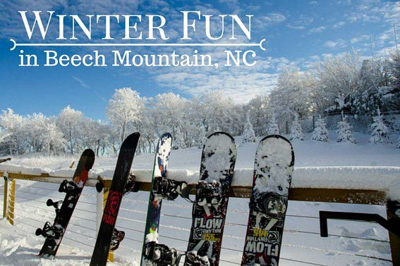 This fun town is Beech Mountain, NC, a wonderland bustling with winter activities guaranteed to enchant every member of your family.
