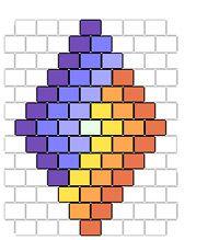 Animated Tutorials on how to bead using basic stitches (brick, square, etc)