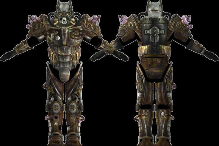 Tesla Power Armor from Fallout 3Tesla Power, Si Fi Concept, Concept Art, Power Armors, Fallout 3