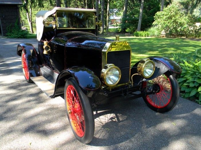 Edsel Ford's six-cylinder Model T speedster heads to auction
