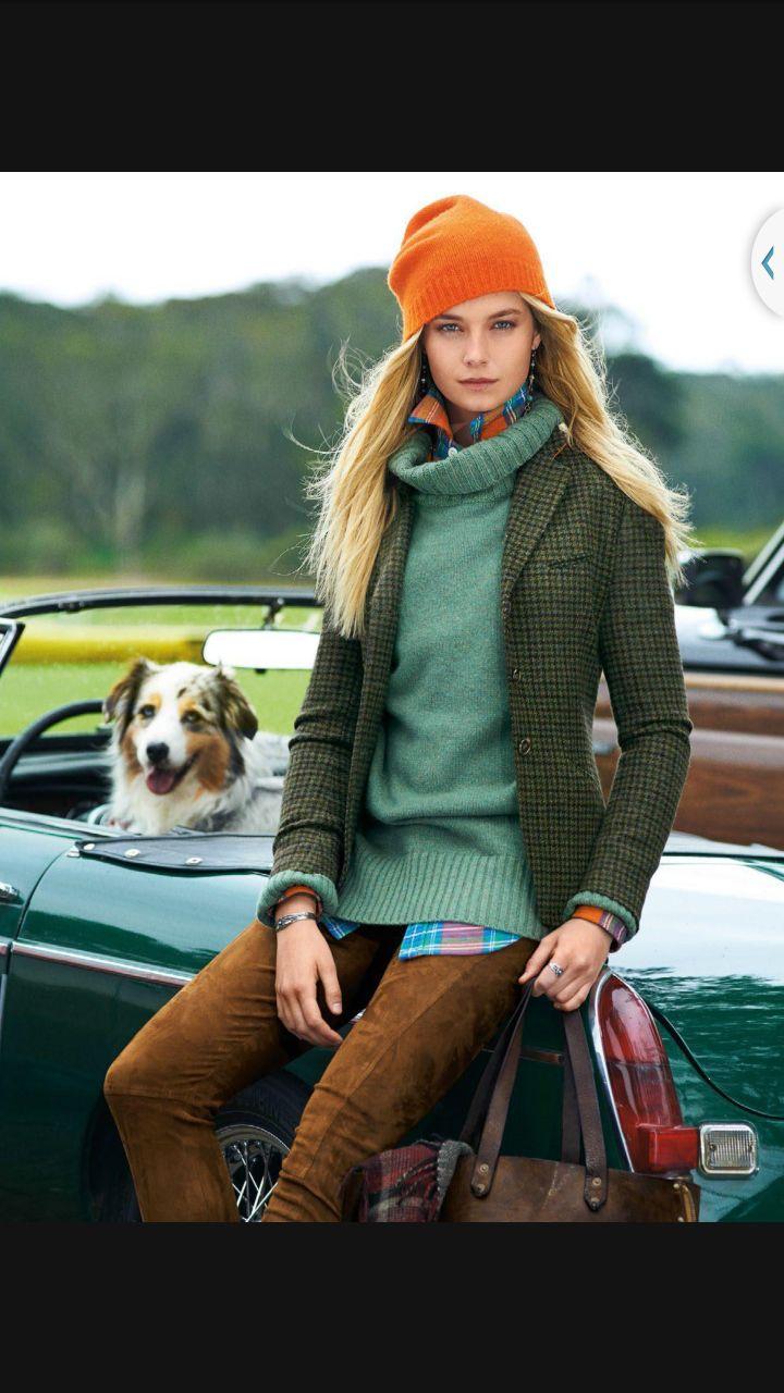 Polo Ralph Lauren FW 2015 Ad