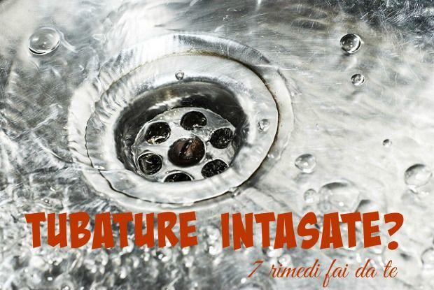 TUBATURE WC, LAVANDINO INTASATE: RIMEDI NATURALI, CON O SENZA PRODOTTI