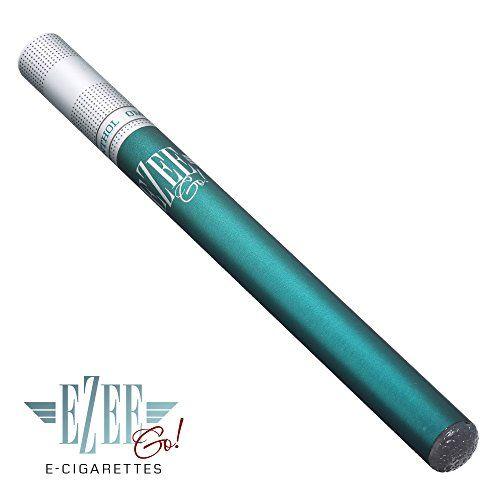 1 Ezee Go E Cigarette | Cigarette Electronique au parfum Menthol | vaporiseur sans nicotine ni tabac | e-cigarette jetable | embout souple…
