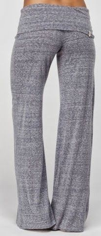 Grey long yoga lovely pant | FASHION WINDOW