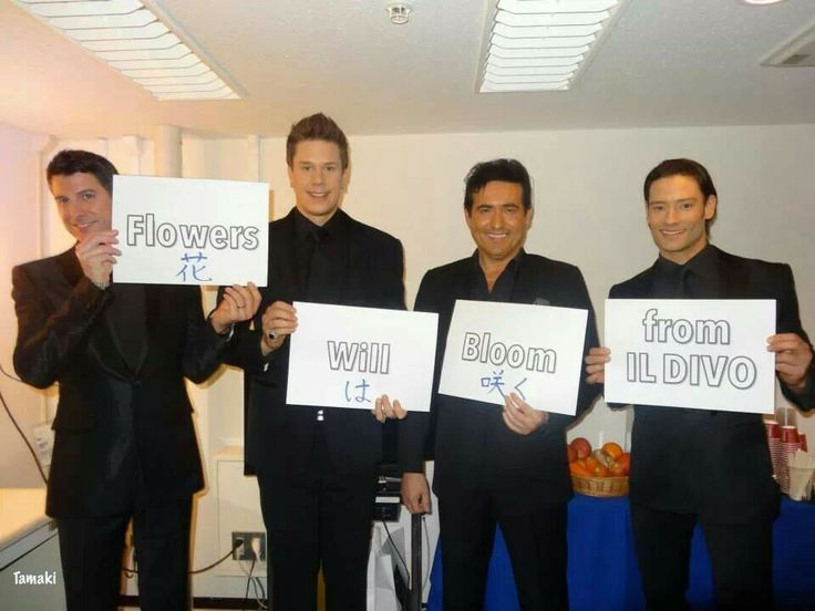130 best images about il divo on pinterest tvs wedding for El divo youtube