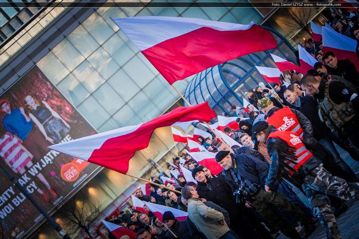 Marsz Niepodległości 2013 - Warszawa #11listopada #warszawa #marszniepodleglosci